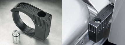 McGard Truck Anti-theft Tailgate Security Lock for Nissan Frontier 2012